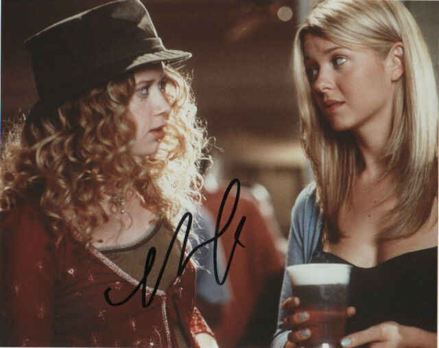 Natasha Lyonne American Pie Autographed Signed 8x10 Photo COA #1