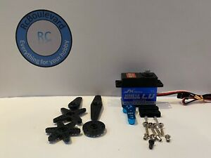 SPT High Power Coreless Waterproof Digital 32kg High Torque Servo