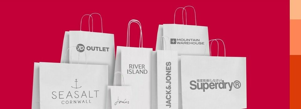 Discover over 200 stylish brands