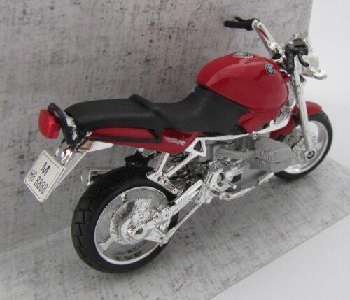 BMW R 1100 R 1:18 Neu OVP 2 Wheelers Motorrad im Blister Maisto