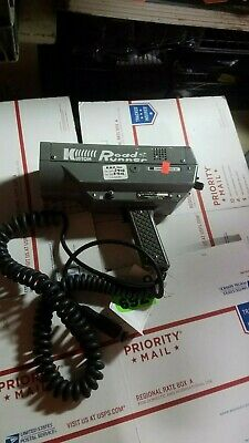 Kustom Signals Front//Rear Radar Set w// Remote Power//Data Cable