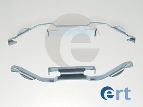 Scheibenbremsbelag ERT 420066 Zubehörsatz