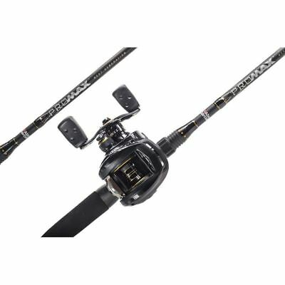 ABU GARCIA PRO MAX LOW PROFILE RH FISHING REEL