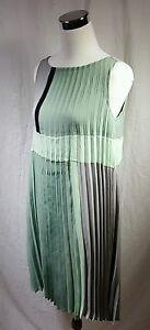 NWT-Babette-26G0353-Color-Block-A-line-Dress-Size-XXS-MRSP-450