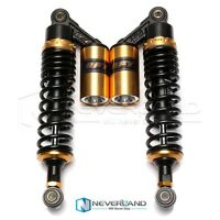 12.5 320mm Motor Scooter Rear Shock Absorber Air Suspension For Suzuki Kawasaki