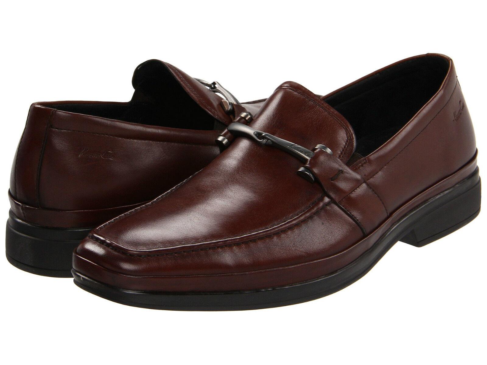 New Size 11.5 KENNETH COLE Pelle Uomo Shoe! Reg 158 Sale 69.99 LastPair!