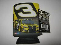2014 Austin Dillon Wincraft 3 Cheerios 2 Sided 12oz Can Beverage Koozie Cooler
