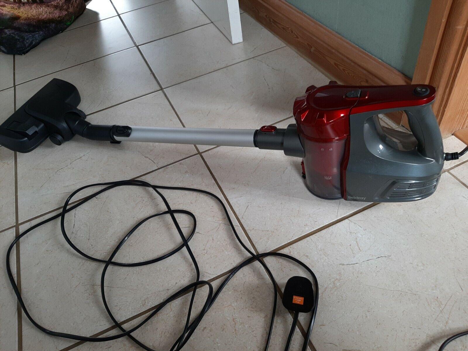 BEL0580 Quick VAC Lite Vacuum Cleaner