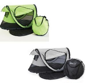 KidCo-Peapod-PLUS-Toddler-Child-Portable-Travel-Air-Bed-Tent
