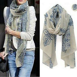 New-Women-Long-Cotton-Scarf-Wrap-Ladies-Shawl-Girls-Large-Silk-Scarves-BEST-GIFT