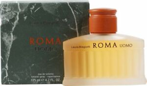 Laura-Biagiotti-Roma-Uomo-Eau-De-Toilette-Spray-125ml