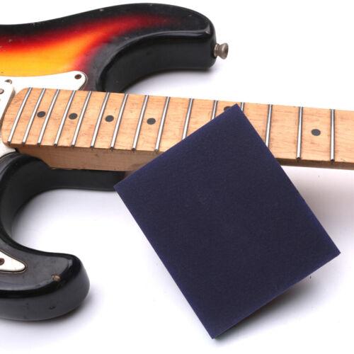 1 stück 4,7 /'/' Schwamm Polierscheibe Musikinstrument Reiniger Gitarre