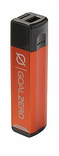 GOAL ZERO Flip 10 Recharger - Charger for USB powered devices - Bushfire Red