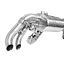 AUDI-R8-V10-TOPGEAR-Valvetronic-Performance-Exhaust-3-034-POST-RESTAURO-2012-2016 miniatura 5