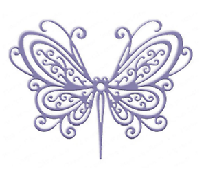 Metal-papillon-decoupe-Stencil-Die-UK-Stock