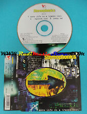 CD Singolo Stereophonics More Life In A Tramp's Vest SPH-D4 UK 1997 no lp(S23)