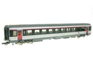 Roco Corail 2ème Classe à Couloir Central de la SNCF Voiture de Voyageurs - Multicolore (74544)