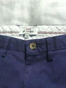 Ben-Sherman-mens-pants-Chino-30W-32L-Skinny-Fit-Stretch-Blue-RRP-119-95
