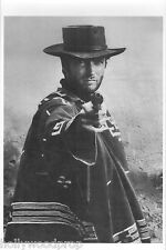 CLINT EASTWOOD FOR A FEW DOLLARS MORE THE GOOD BAD AND UGLY PONCHO PHOTO POSTER
