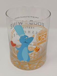 Remy-Ratatouille-2020-Epcot-Food-And-Wine-Festival-Passholder-Rocks-Glass-Disney