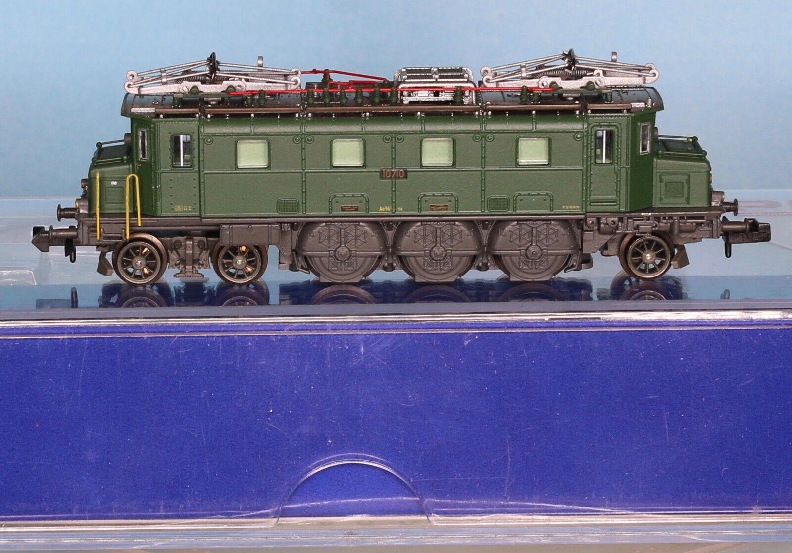 Piko 40321, pista n, e-Lok SBB AE 3 6 i verde, época 4