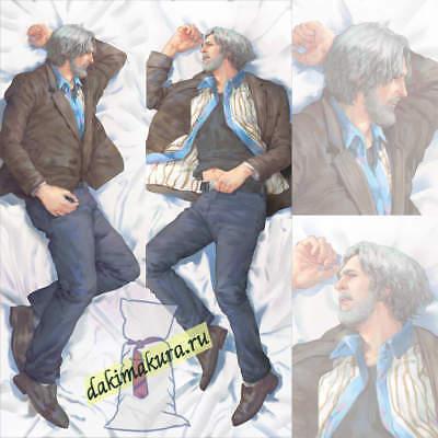 dbh connor body pillow