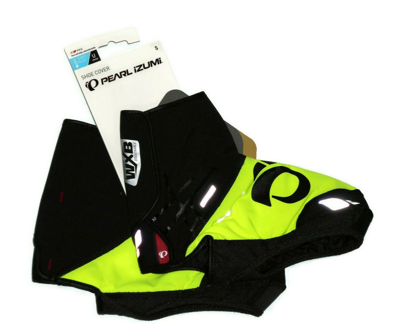 Pearl Izumi Ride pro Softshell Wxb Ciclismo Cubre Zapatos Tamaño Pequeño Venta