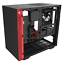 NZXT-H210i-Mini-Tower-Gaming-Case-Red-USB-3-0 thumbnail 5