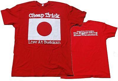"Cheap Trick /""First LP/"" T-Shirt FREE SHIPPING"