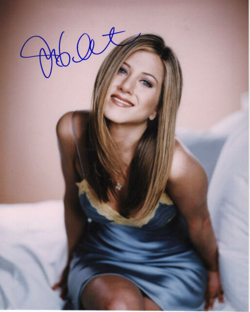 Actress Jennifer Aniston FC00240 Art Print Poster A4 A3 A2 A1