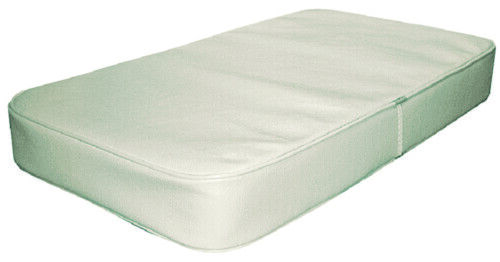 "BOAT MARINE GRADE WHITE UV COOLER CUSHION FOR 128Qt COOLERS 38-1//4 X 17-1//2 X 3/"""