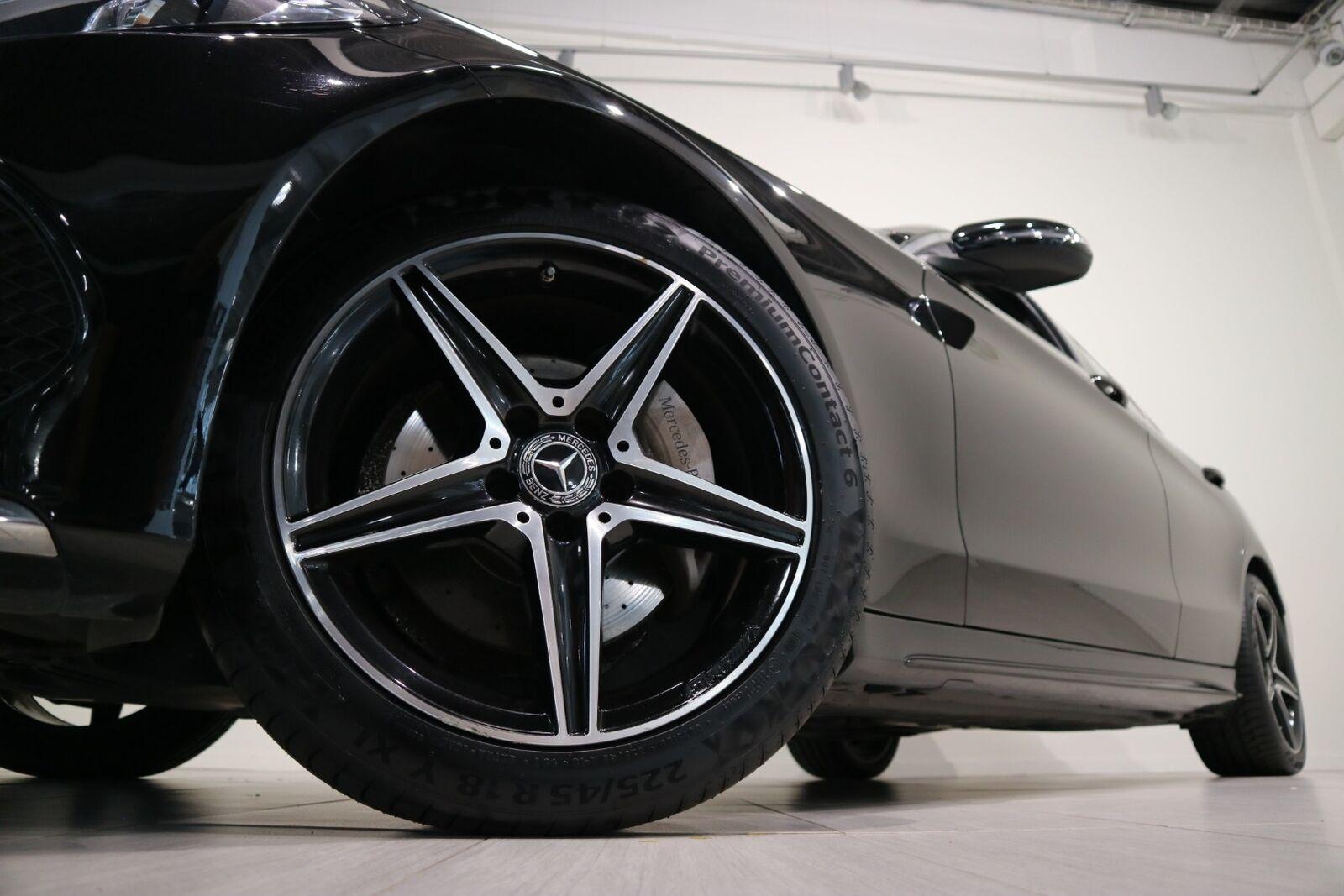 Mercedes C220 d 2,2 AMG Line stc. aut. - billede 12