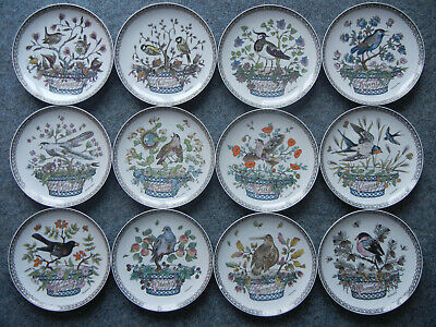 Retail January-December Hutschenreuther Glass Coasters 9,8 cm Edge 1