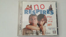 "ORIGINAL SOUNDTRACK ""NO RESPIRES EL AMOR ESTA EN EL AIRE"" CD 19 TRACKS PACO MUSU"