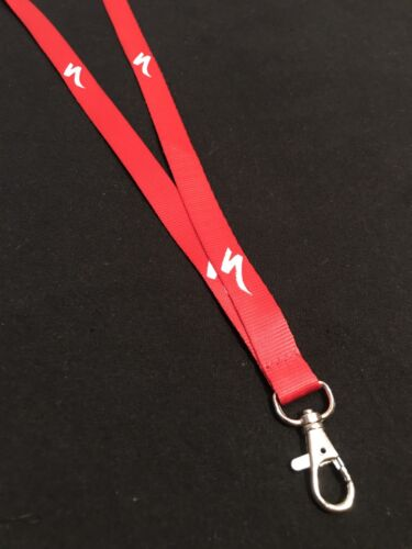 Specialized Limited Edition X2 Red Key Lanyard Brand New MTB Road XC Dirt DH