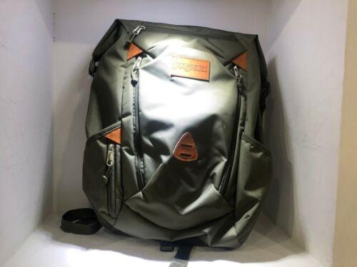 JanSport Shotwell Laptop Backpack, Green Machine