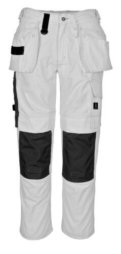 und Hängetaschen MASCOT HARDWEAR MASCOT RONDA Handwerkerhose Bundhose mit Knie
