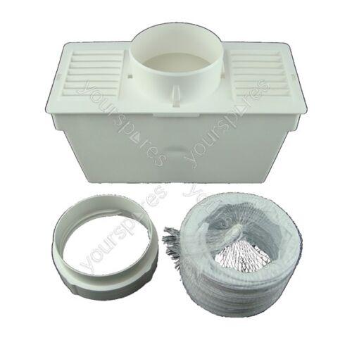 Electra Universel Sèche-linge à condensation Vent Kit Boîte Avec Tuyau