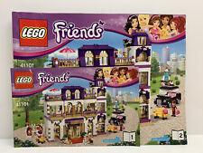 Lego Friends Heartlake Grand Hotel Set 41101 Gunstig Kaufen Ebay