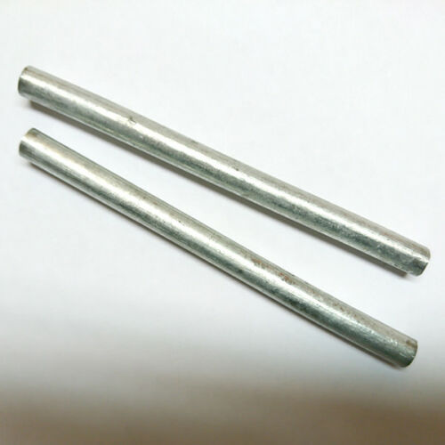 Cinc-Vara-ánodo electrodo 6 x 100 mm para zinkelektrolyt//galvanik Zn 99,9 10 cm