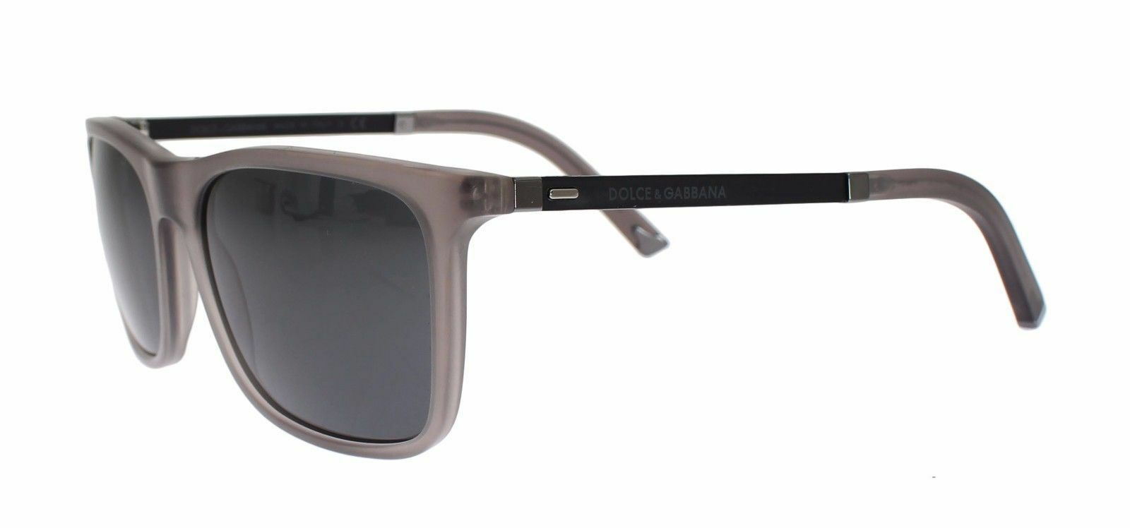 220aae7ad71 Details about DOLCE   GABBANA Gray Plastic Bassalto Col. UV Lens Women s  Sunglasses