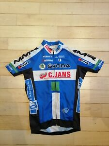 Maillot-cyclisme-wieler-trui-cycling-jersey-worn-porte-KEVIN-SUAREZ