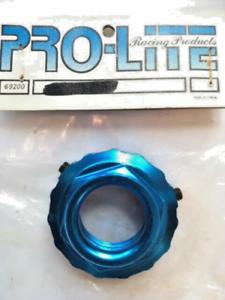 NOS Pro Lite headlock vintage old school bmx 1980s Prolite Anodised Blue