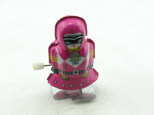 Blechspielzeug Blech Mini Magic Girl Roboter  4560496