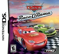 Cars Race-o-rama Ds