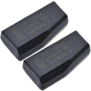 2x-ID40-Transponder-fur-OPEL-VAUXHALL-PCF7935