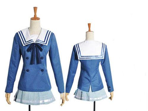 Kyoka no Kanata Mirai School Uniform Cosplay Costume NEW