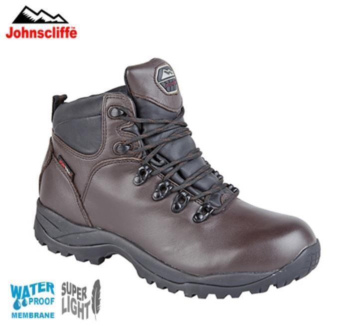 Johnscliffe ® TYPHOON Marrone Escursionismo Escursionismo Escursionismo Passeggio Stivali in 3da622