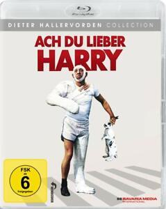 Ah tu caro Harry [Blu-Ray/Nuovo/Scatola Originale] commedia con Dieter Hallervorden