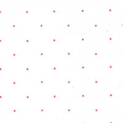 Cellophan Folie Blumen Verpackungsfolie 100 lfm x 70 cm Punkte rosa